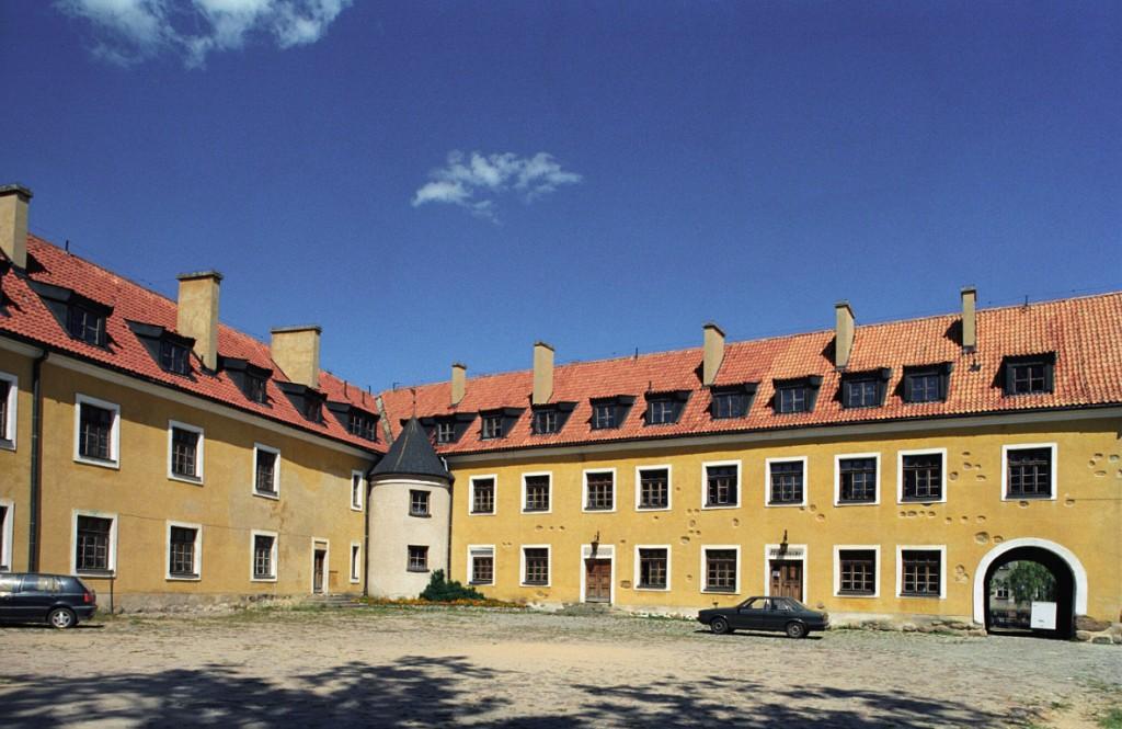 wegorzewo-zamek