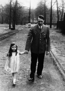 hitler-dziecko