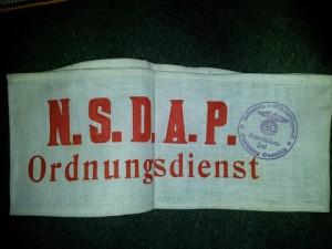 NSDAP-opaska