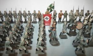 Przemilczany romans z nazistami